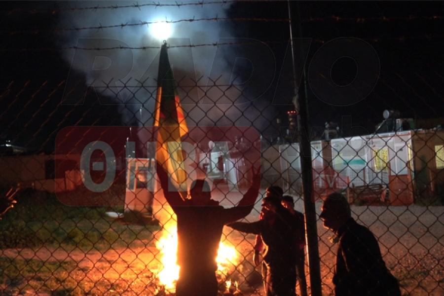 Θήβα:Νέα αστυνομική επιχείρηση στο Hot spot μεταναστων - Βρέθηκαν ναρκωτικά και λαθραία τσιγάρα(ΦΩΤΟ)